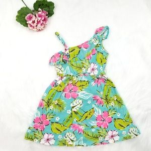 Carter's Girl Floral Dress 3T